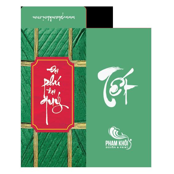 Bao lì xì thuần Việt 1