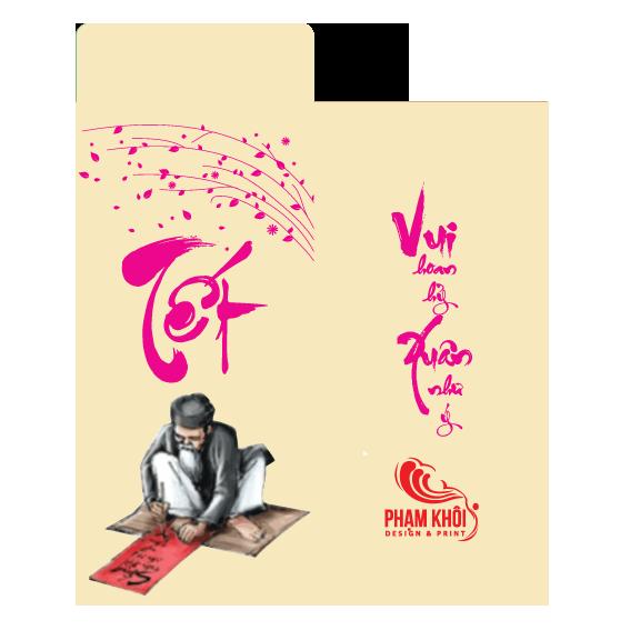 Bao lì xì thuần Việt 2